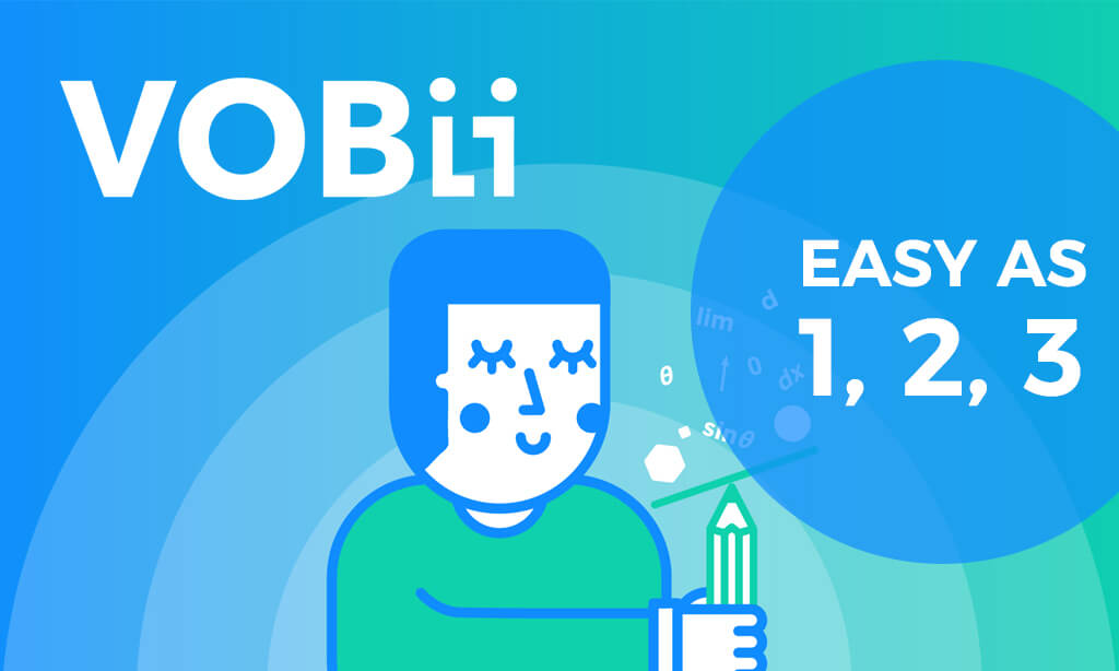 Math with Vobii: Easy as 1, 2, 3