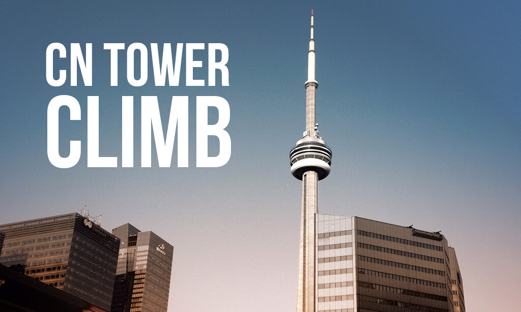 CN Tower Climb for Charity