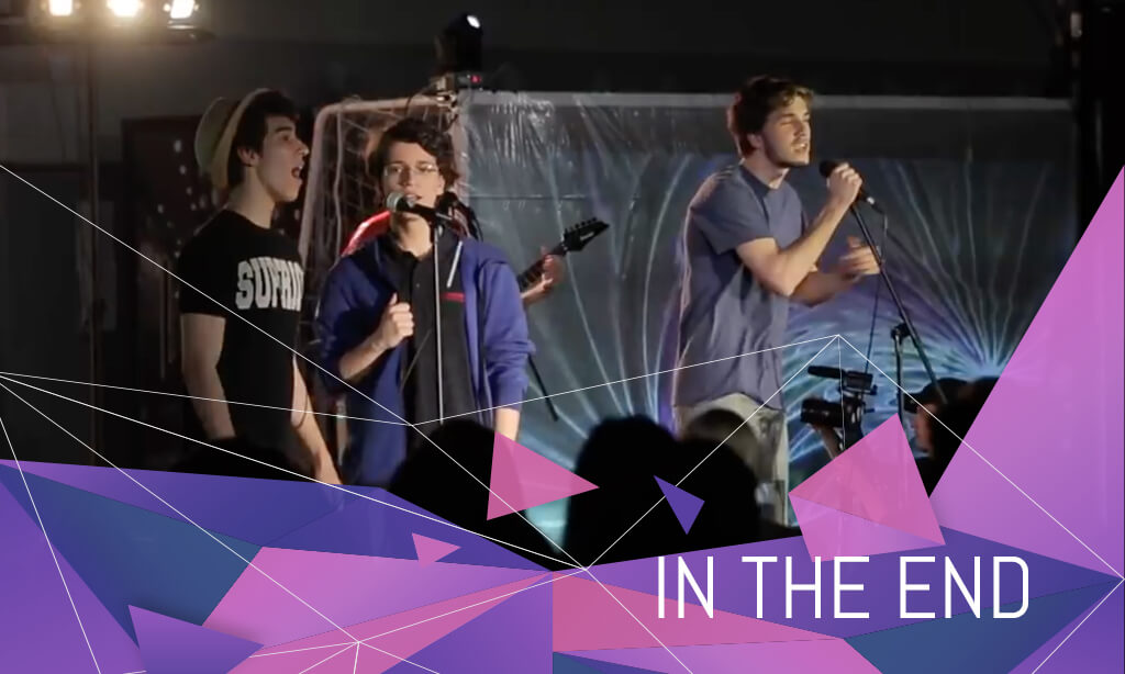 In The End – CIC's Got Talent
