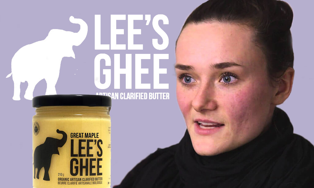 Lee Dares: From Foodie To Founder
