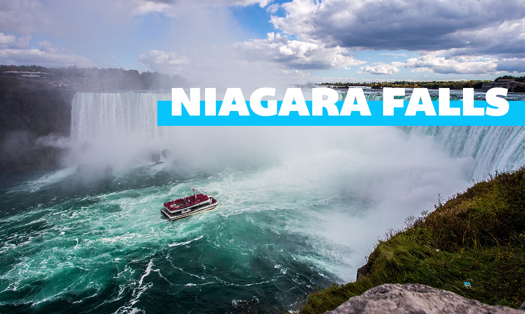 Niagara Falls Tour – Be Amazed at This Natural Wonder of the World