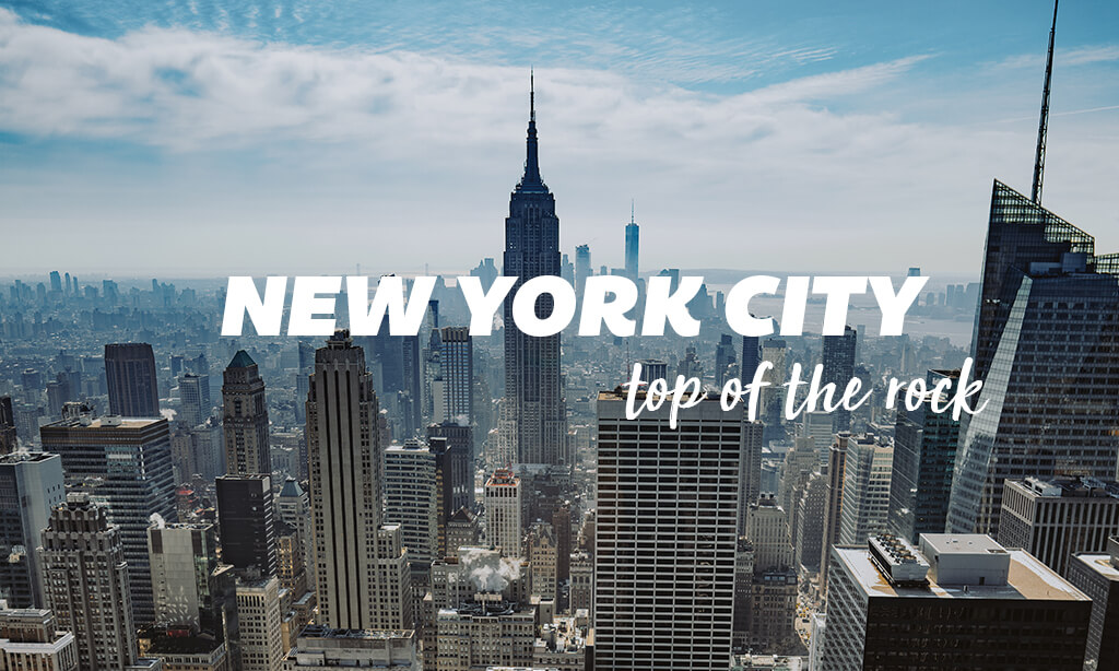 Top of the Rock – Model UN Trip