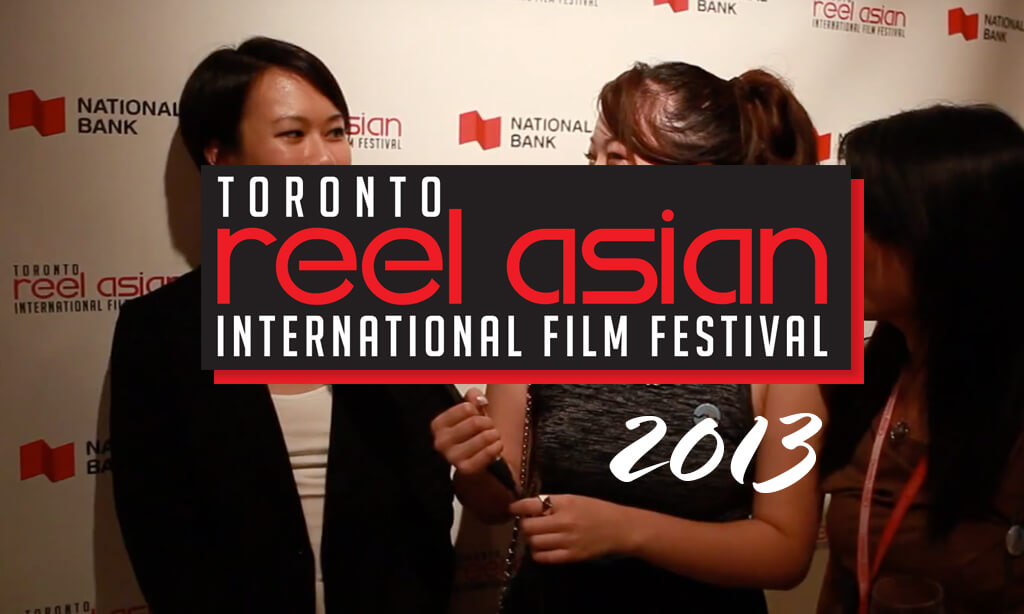 2013 Reel Asian Festival – Press Launch Highlight