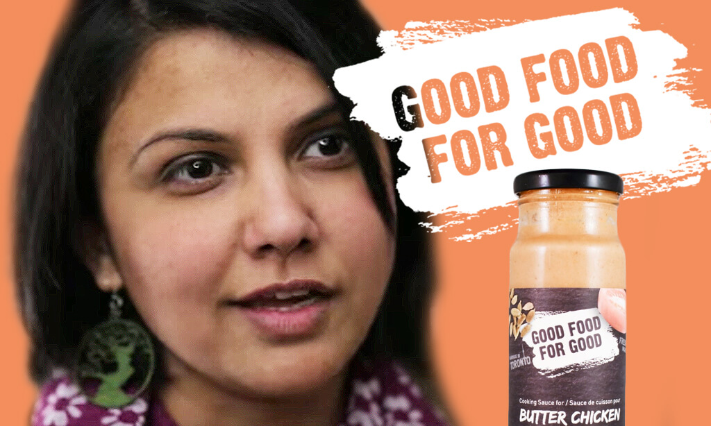 Richa Gupta: From Foodie To Founder