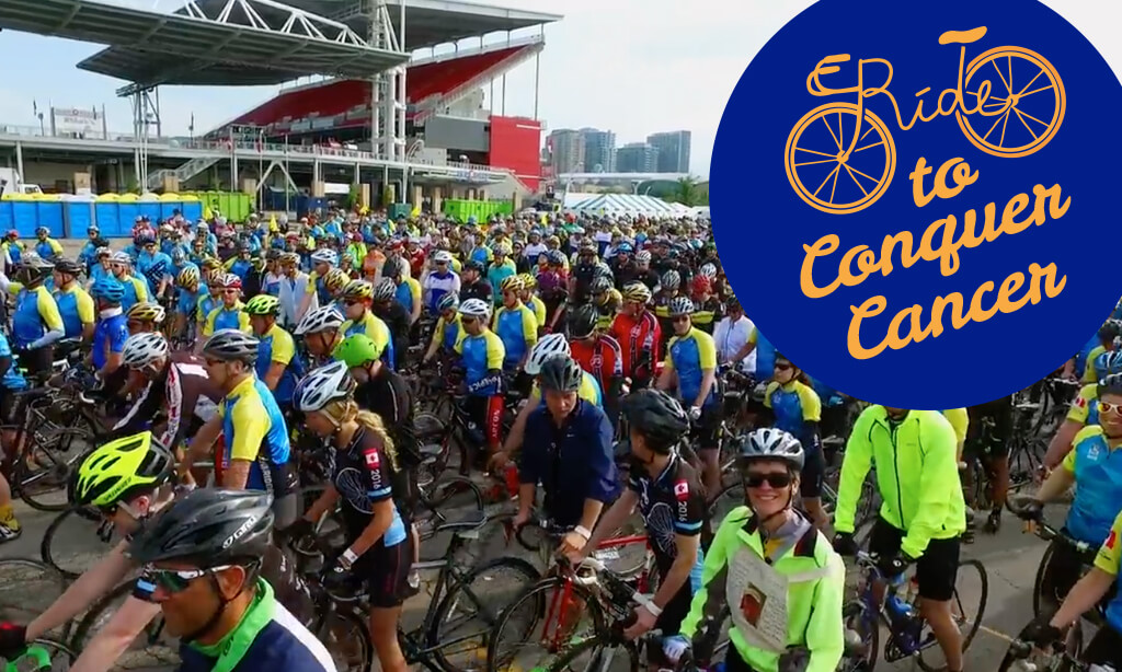 Volunteer for Ride to Conquer Cancer 2017