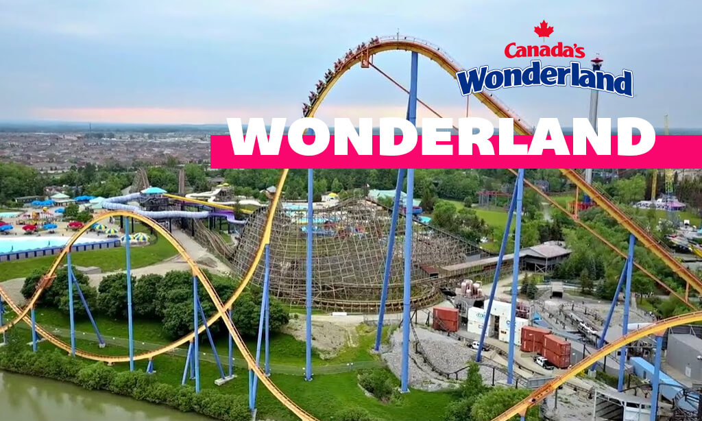 Fun Filled Adventure @ Canada's Wonderland